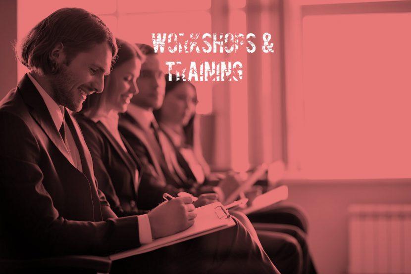 training workshops seminars davinci