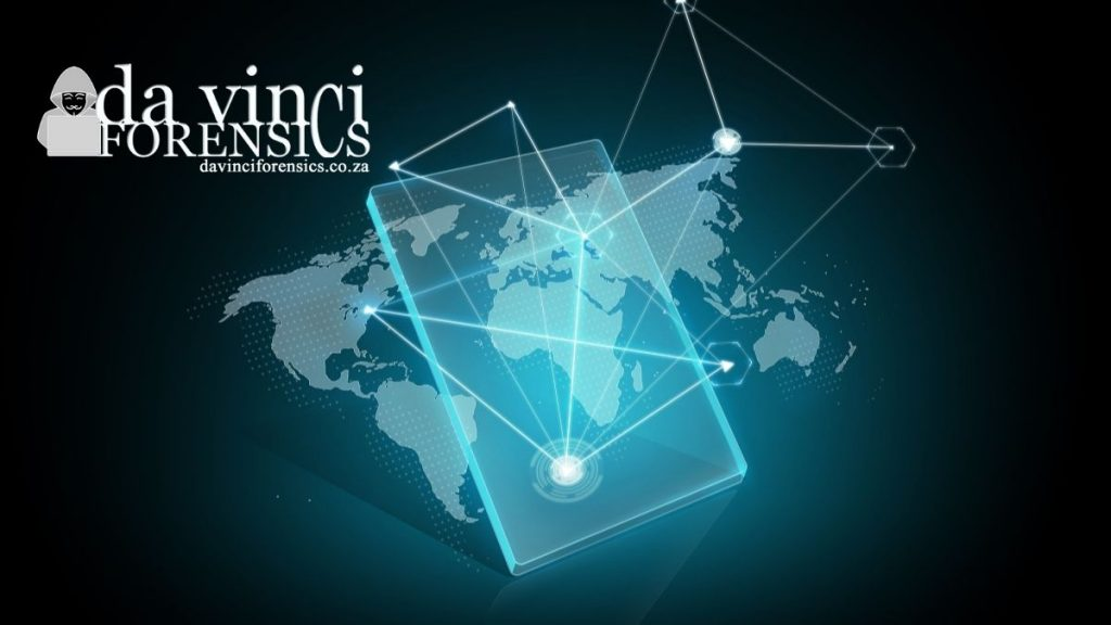 About us at Da Vinci Forensics and Cybersecurity   South Africa