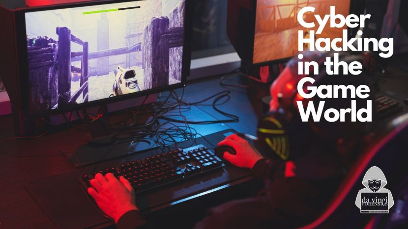 Cyber Hacking in the Game World
