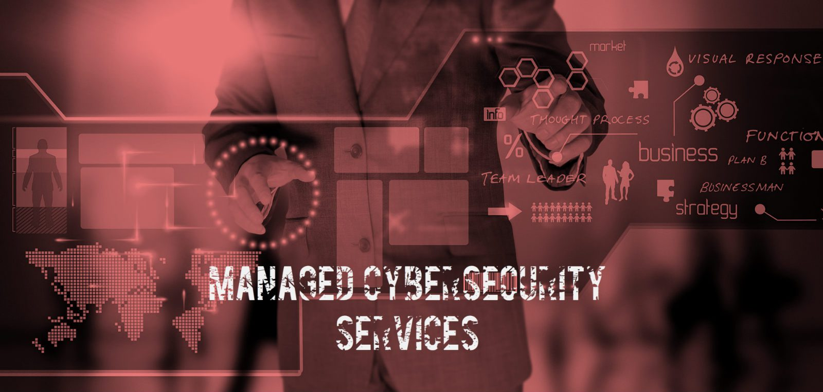 managed cybersecurity solutions