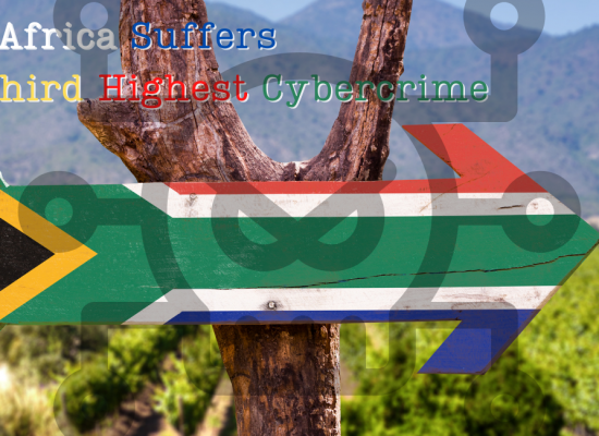 South Africa Suffers with Third Highest Cybercrime